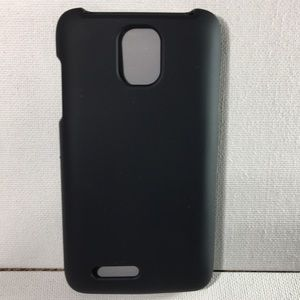 Other - ZTE Engage LT Matte Black Case